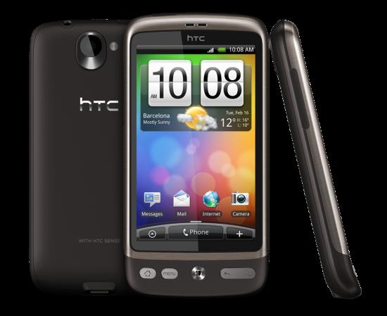 Dietrofront di HTC. Gingerbread 2.3 arriverà su HTC Desire!