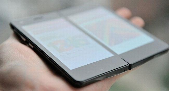 Imerj, uno smartphone Android a doppio schermo