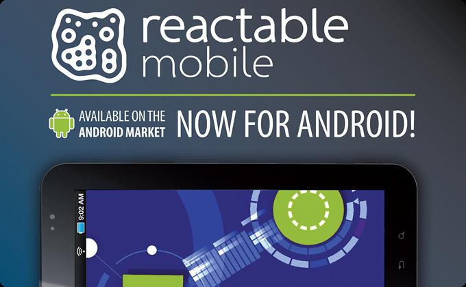 Reactable Mobile: improvvisa e crea la tua musica, divertendoti!