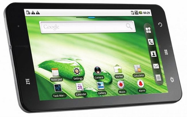 ZTE Light Pro 7, tablet Android economico