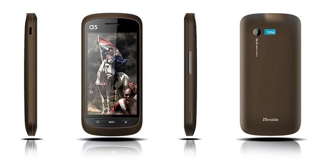 ZTE Libra, un nuovo smartphone con Android 2.3.4
