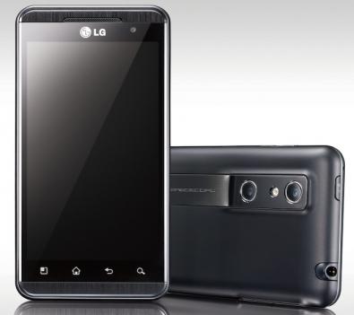 LG Optimus 3D: nuovo aggiornamento software V10d
