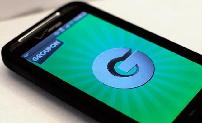 Groupon, l'applicazione ufficiale per Android arriva in Italia