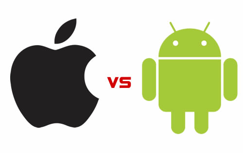 iOS utilizzato maggiormente per la navigazione mobile rispetto ad Android