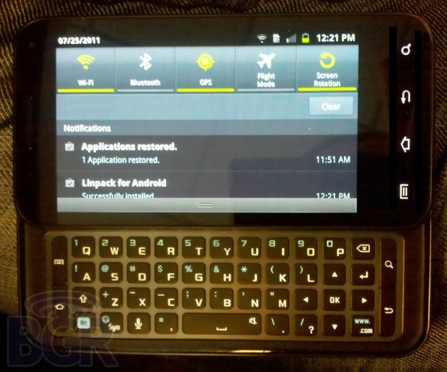Samsung Galaxy S II con QWERTY per il mercato statunitense