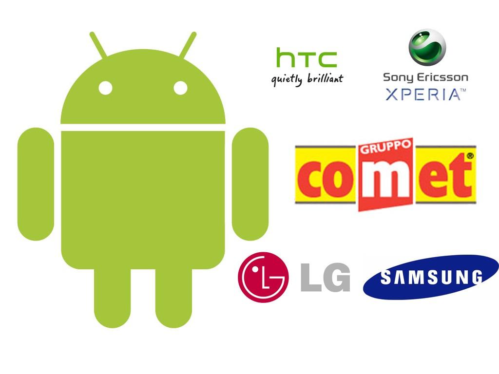 Android negli SPECIALI di Comet