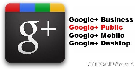 News da Google Plus