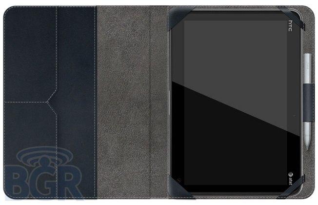 HTC Puccini: prime immagini per il tablet Android da 10 pollici