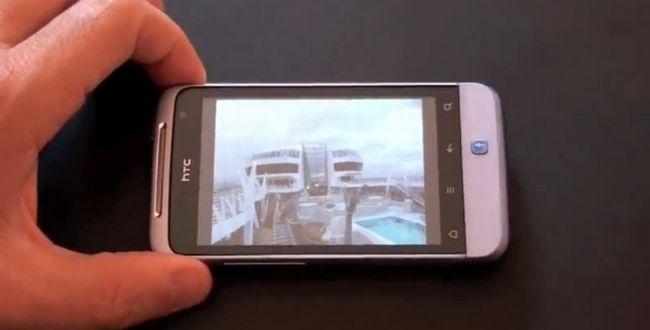 HTC Salsa, la video recensione di Batista70Phone
