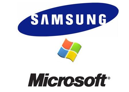 Microsoft : firmato accordo di collaborazione con Samsung