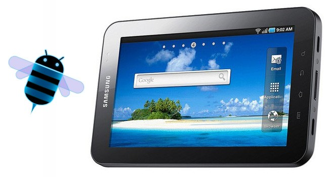 Android 3.2 Honeycomb in arrivo su Samsung Galaxy Tab 7