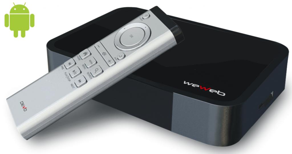 Trasformare una TV in una SmartTV Android con Devo Weweb, da Euronics!