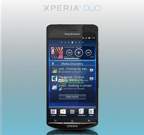 Sony Ericsson Xperia Duo, rumors sul nuovo smartphone Android