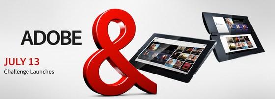 Adobe AIR App Challenge, iniziativa promossa da Adobe e Sony