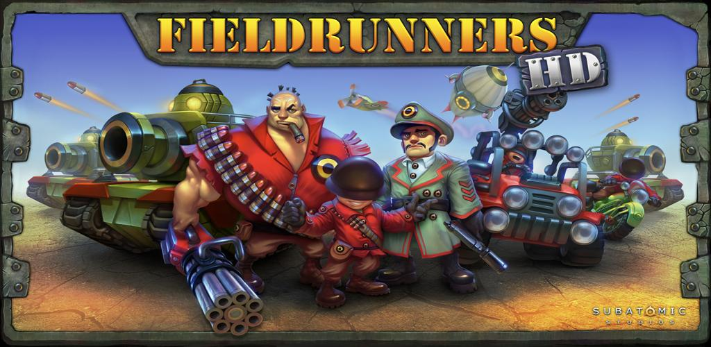 Fieldrunners HD, il coinvolgente tower defense su Android