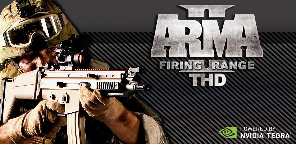 ARMA II Firing Range arriva su Android