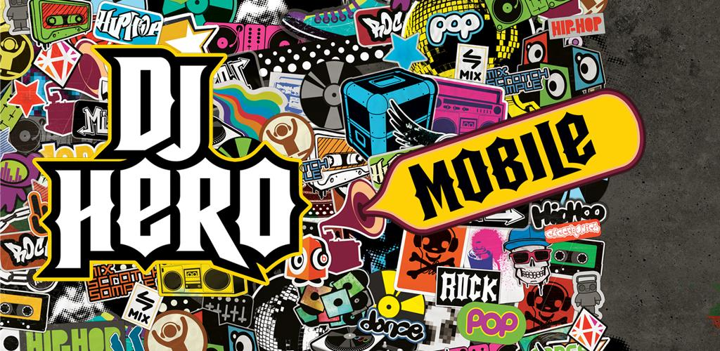 DJ Hero Mobile arriva su Android