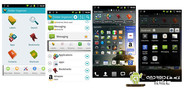 Folder Organizer [ANDROIDIANI REVIEW]