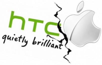 Apple 2 - 0 HTC - La lotta dei brevetti continua