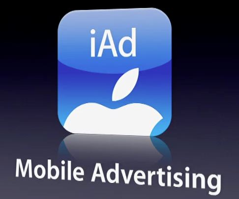 iAd: Apple abbassa le tariffe minime