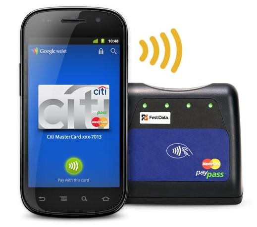 Google Wallet arriva sul Nexus S 4G