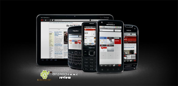 [ANDROIDIANI REVIEW] Opera Mini Web Browser