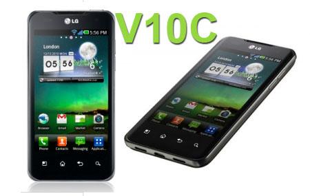 LG Optimus Dual: disponibile l'aggiornamento V10c