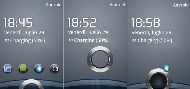 Agile Lock, lockscreen in stile HTC Sense 3.0 per tutti i dispositivi