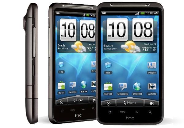 HTC Inspire 4G: arriva l'aggiornamento ad Android 2.3.3