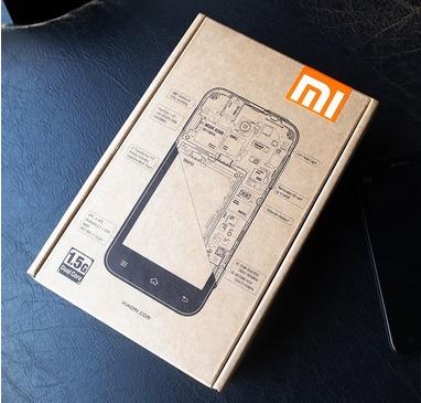 MI-ONE: foto di un primo unboxing e molto altro