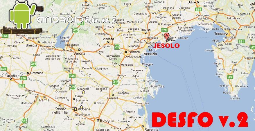 Androidiani DESFO v.2 - Il raduno ufficiale della comunità a Jesolo il 2 Settembre