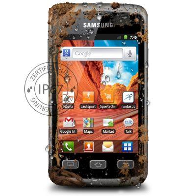 Samsung Galaxy Xcover : il telefono certificato IP67