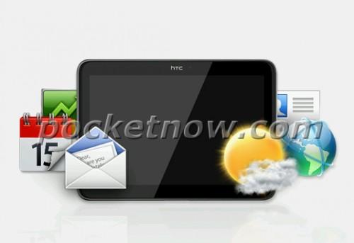 HTC Puccini: prime immagini del nuovo tablet Android