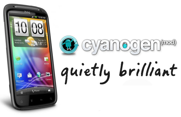 CyanogenMod 7 su HTC Sensation (video)