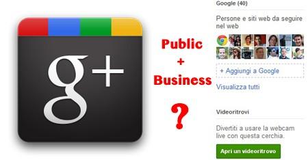 Google+, prove tecniche in preparazione all'apertura al pubblico