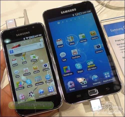 Nuovo Samsung Galaxy S Wi-Fi 5.0 ad Ottobre?