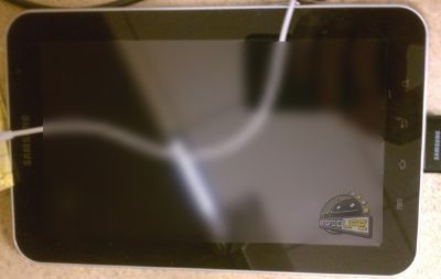 Samsung : prime foto del nuovo Galaxy Tab 7.7 ?