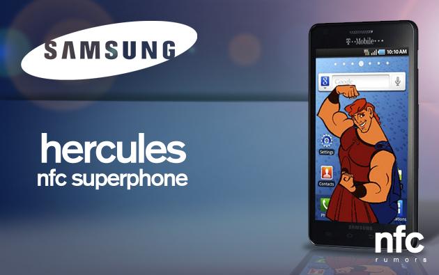 Samsung Hercules: nuovo smartphone per USA e Canada