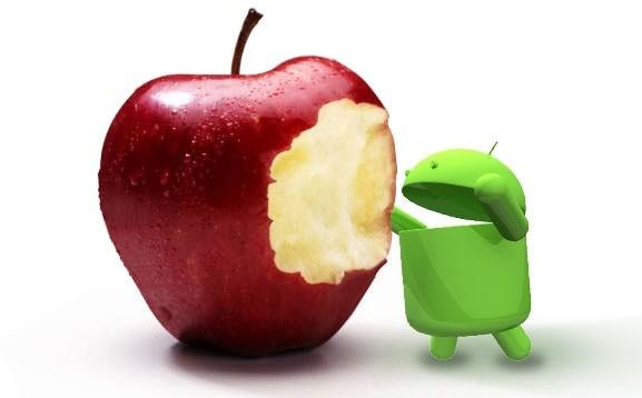 Canalys: Android cresce del 379% nel Q2, si conferma il numero uno