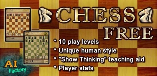 Chess Free : gli scacchi a portata di Android