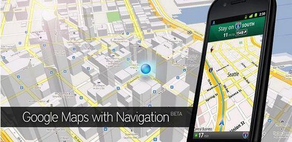 Google Maps : aggiornamento alla release 5.9.0