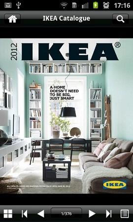 Ecco l'applicazione IKEA per android