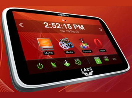 Magnum Pepper : primo tabletAndroid low cost