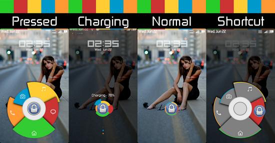 Lockscreen MIUI: attualmente il più bello per Android