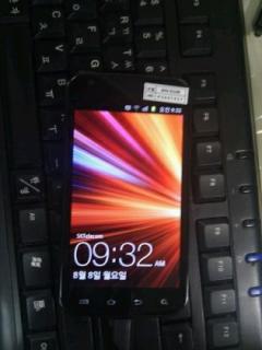 Prime immagini live per il Samsung Celox