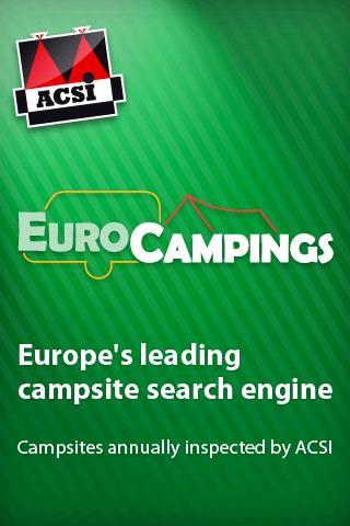 Euro Campings i migliori campings d'Europa