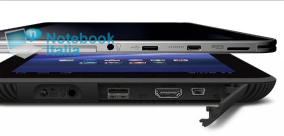 Toshiba: il nuovo tablet super-sottile si dovrebbe chiamare Excite
