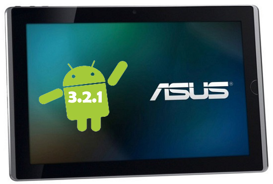 Eee Pad Transformer: pronta nuova release Android 3.2.1 Honeycomb