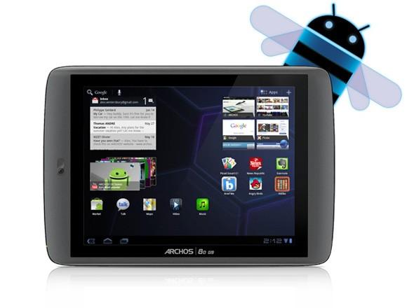 I tablet Archos G9 in prevendita dal 20 settembre