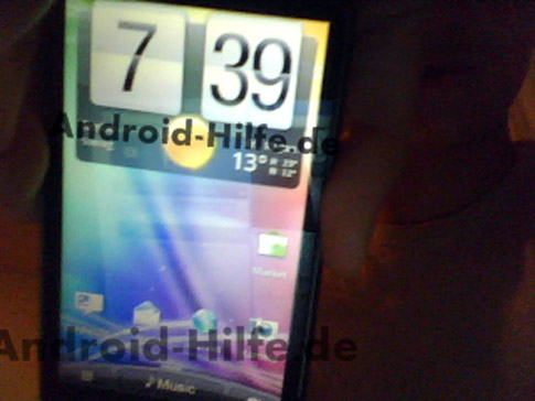 HTC Beat, forse un lettore multimediale